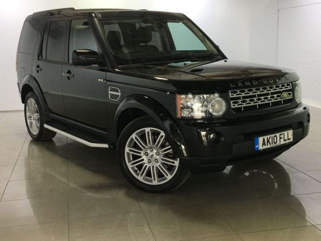 View our 2010 10 LAND ROVER DISCOVERY 3.0 4 TDV6 HSE 5d AUTO 245 BHP