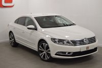 USED 2013 13 VOLKSWAGEN CC 2.0 GT TDI BLUEMOTION TECHNOLOGY DSG 4d AUTO 175 BHP **FULL SERVICE HISTORY**