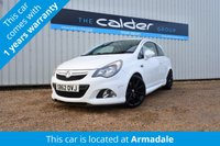 USED 2013 62 VAUXHALL CORSA 1.6 VXR NURBURGRING EDITION 3d 202 BHP