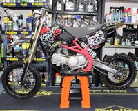 2018 STOMP SUPERSTOMP 140 RACE BIKE £1599.00