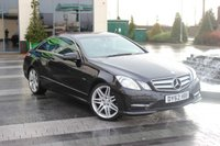 2012 MERCEDES-BENZ E CLASS E350 CDI BLUEEFFICIENCY SPORT 3.0 2d AUTO £11489.00