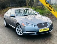 USED 2008 07 JAGUAR XF 2.7 LUXURY V6 4d AUTO 204 BHP ANY INSPECTION WELCOME ---- ALWAYS SERVICED ON TIME EVERY TIME AND SERVICED MAINLY BY SAME DEALERSHIP THROUGHOUT ITS LIFE,NO EXPENSE SPARED, KEPT TO A VERY HIGH STANDARD THROUGHOUT ITS LIFE, A REAL TRIBUTE TO ITS PREVIOUS OWNER, LOOKS AND DRIVES REALLY NICE IMMACULATE CONDITION THROUGHOUT, MUST BE SEEN FOR THE PRICE BARGAIN BE QUICK, 6 MONTHS WARRANTY AVAILABLE,DEALER FACILITIES,WARRANTY,FINANCE,PART EX,FIRST TO SEE WILL BUY BARGAIN