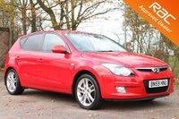 2009 HYUNDAI I30 1.6 PREMIUM 5d AUTO 125 BHP £4850.00