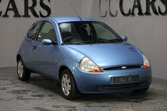 2003 FORD KA 1.3 COLLECTION A/C 3d 69 BHP £995.00
