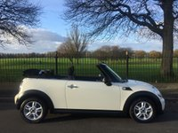 2012 MINI CONVERTIBLE 1.6 ONE 2d 98 BHP £6995.00