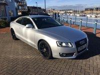 2009 AUDI A5 2.0 TDI SPORT 3d 168 BHP £9395.00