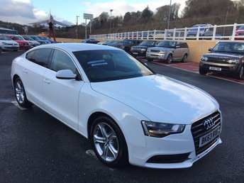 View our AUDI A5