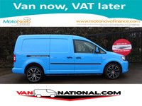 2013 VOLKSWAGEN CADDY MAXI 1.6 C20 TDI 102 BHP (AIR CON ONE OWNER LOW MILES) £8990.00