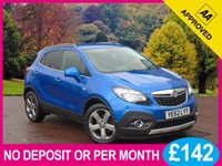 USED 2013 62 VAUXHALL MOKKA 1.6 SE S/S 5dr PRICE CHECKED DAILY   WHY PAY MORE ??
