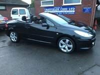 USED 2007 57 PEUGEOT 307 2.0 SPORT HDI 2d 135 BHP FULL LEATHER INTERIOR