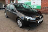 USED 2010 60 VOLKSWAGEN GOLF 1.6 S TDI 5d 103 BHP +5 DOOR +DIESEL +FULL History.