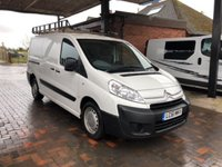 2011 CITROEN DISPATCH 2.0 1200 L2H1 ENTERPRISE HDI 1d 126 BHP £5690.00