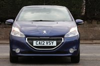 USED 2012 12 PEUGEOT 208 1.4 ACTIVE 3d 95 BHP +++ FREE 6 months Autoguard Warranty included in screen price +++