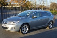USED 2011 61 VAUXHALL ASTRA 2.0 SRI CDTI S/S 5d 163 BHP Performance with Practicality