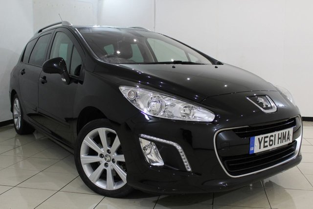 View our 2011 61 PEUGEOT 308 2.0 HDI SW ALLURE 5DR 150 BHP