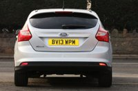 USED 2013 13 FORD FOCUS 1.6 ZETEC 5d 104 BHP +++ FREE 6 months Autoguard Warranty included in screen price +++