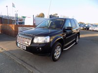 USED 2010 10 LAND ROVER FREELANDER 2.2 TD4 GS 5d AUTO 159 BHP