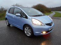 USED 2011 60 HONDA JAZZ 1.3 I-VTEC EX 5d 98 BHP  ** YES ONLY 29K , FULL GLASS ROOF , STUNNING **