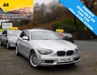 USED 2013 63 BMW 1 SERIES 2.0 116D SE 5d 114 BHP FACTORY FITTED SAT NAV AND BLUETOOTH, CRUISE CONTROL, ALLOY WHEELS, REAR PRIVACY GLASS, GOOD SPEC CAR WITH LOTS OF EXTRAS