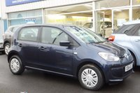 USED 2014 64 VOLKSWAGEN UP 1.0 MOVE UP 5dr