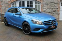 USED 2013 63 MERCEDES-BENZ A CLASS 1.5 A180 CDI BLUEEFFICIENCY SE 5d 109 BHP