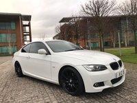 2010 BMW 3 SERIES 2.0 320D M SPORT HIGHLINE 2d 175 BHP £9495.00