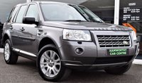 USED 2010 10 LAND ROVER FREELANDER 2.2 TD4 HSE 4WD  5d AUTOMATIC 159 BHP