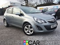 USED 2012 62 VAUXHALL CORSA 1.2 SXI AC 5d 83 BHP 1 PREVIOUS OWNER + FSH