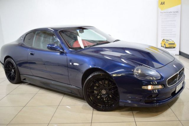 View our MASERATI SPYDER