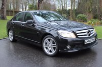 2010 MERCEDES-BENZ C CLASS 2.1 C250 CDI BLUEEFFICIENCY SPORT 4d AUTO 204 BHP £7950.00