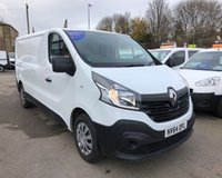 2014 RENAULT TRAFIC 1.6 LL29 BUSINESS DCI S/R P/V 1d 115 BHP £10100.00