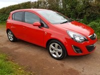 USED 2014 64 VAUXHALL CORSA 1.2 SXI AC 5d 83 BHP **LOVELY CONDITION**LONG MOT**SUPERB DRIVE**