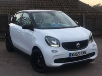 2015 SMART FORFOUR 1.0 PROXY 5d AUTO 71 BHP £8995.00