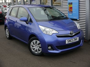 View our TOYOTA VERSO-S
