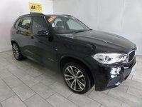 2014 BMW X5 3.0 XDRIVE30D M SPORT 5d 255 BHP £31500.00
