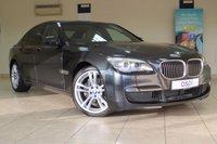 2010 BMW 7 SERIES 3.0 740D M SPORT 4d AUTO 302 BHP SALOON £15750.00