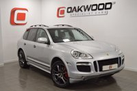USED 2008 08 PORSCHE CAYENNE 4.8 GTS TIPTRONIC S 5d AUTO 405 BHP  SOUGHT AFTER 4.8 GTS TIPTRONIC S MODEL