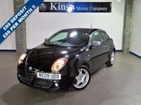 USED 2009 09 ALFA ROMEO MITO 1.6 VELOCE JTDM 3dr Bluetooth, Great MPG & Looks , Lovely Example, Great Value