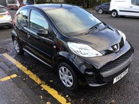 USED 2010 10 PEUGEOT 107 1.0 URBAN 5d 68 BHP PRICE INCLUDES A 6 MONTH AA WARRANTY DEALER CARE EXTENDED GUARANTEE, 1 YEARS MOT AND A OIL & FILTERS SERVICE. 12 MONTHS FREE BREAKDOWN COVER