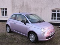 2014 FIAT 500 1.2 POP 3d 69 BHP £5995.00