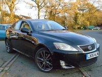 2006 LEXUS IS 2.2 220D SPORT 4d 175 BHP £3795.00