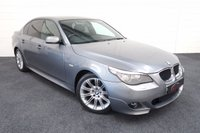2008 BMW 5 SERIES 2.0 520D M SPORT 4d AUTO 175 BHP £8250.00