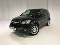 USED 2010 L HONDA CR-V 2.2 I-CTDI EX 5d 139 BHP INCLUDES NATIONWIDE WARRANTY+ 12 MONTH MOT AND HAS FULL SERVICE HISTORY