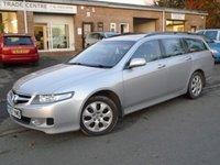 2007 HONDA ACCORD 2.0 EXECUTIVE VTEC 5d 155 BHP £3995.00