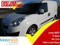 USED 2014 64 VAUXHALL COMBO 1.3 CDTI 2000 L1 H1 Sportive 90ps