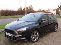 USED 2015 15 FORD FOCUS 2.0 ST-1 5d 247 BHP