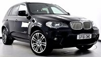 USED 2011 61 BMW X5 3.0 40d M Sport xDrive 5dr (start/stop) Over £11k Factory Extra's!