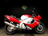 USED 1997 YAMAHA YFZ 1000R THUNDERACE. 11459. SERVICED. GREAT CONDITION.