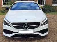 USED 2019 19 MERCEDES-BENZ CLA  CLA 180 AMG Line 4d AUTO DELIVERY MILES