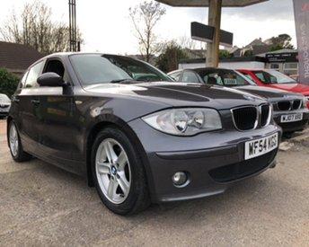 2004 BMW 1 SERIES 2.0 120D SPORT 5d 161 BHP £2995.00